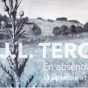 EN AUSENCIA DE COLOR. Pinturas en Blanco y Negro.  J.L. Tercero · 13 septiembre > 19 octubre de2013