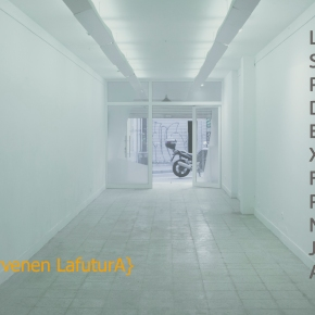 EL QUE HEM VIST. il.lustradors intervenen LafuturA · 14.07 –02.08