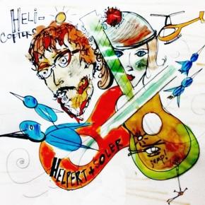 HELPERT + SOLER en concierto · Domingo 12 de Octubre a las20.30h