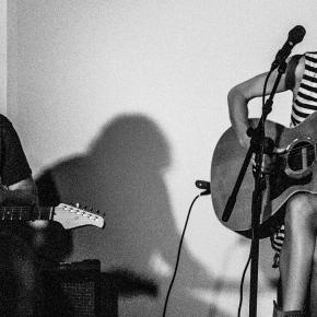 LESLIE HELPERT + DAVID SOLER en concierto · Domingo 14 de Junio a las20h
