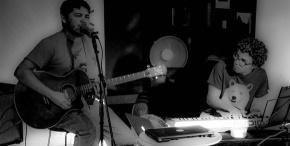 JUAN DANIEL GONZÁLEZ + LEO ALDREY en concierto · 25 de Julio a las21h